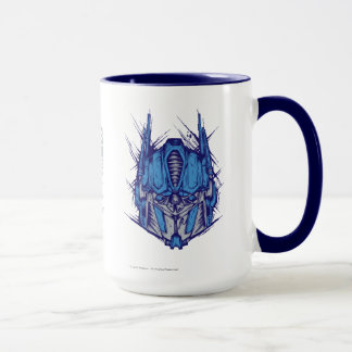 TF3 Crew Series: Optimus Prime Mug
