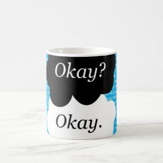 "TFiOS ""Okay? Okay"" Mug"