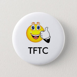 TFTC Thanks For the Cache GeoSwag Pin