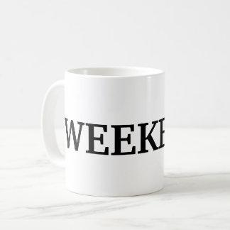 TGI The Weekend Coffee Mug