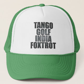 TGIF Hat : NATO Phonetics