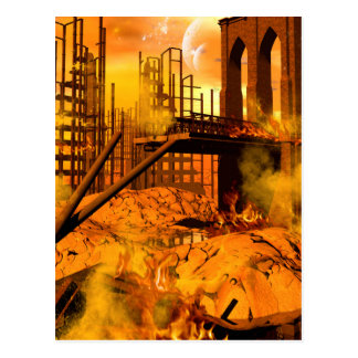 Th apocalypse postcard
