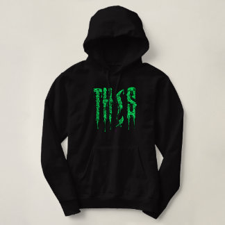 TH!S Grime Power Level [Women's; All Colors] Hoodie