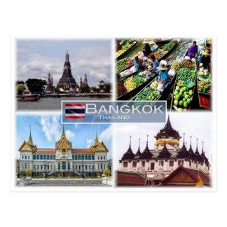 TH Thailand - Bangkok - Postcard