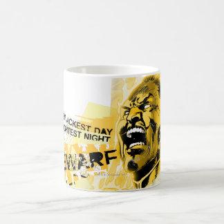 Thaal Sinestro 10 Basic White Mug
