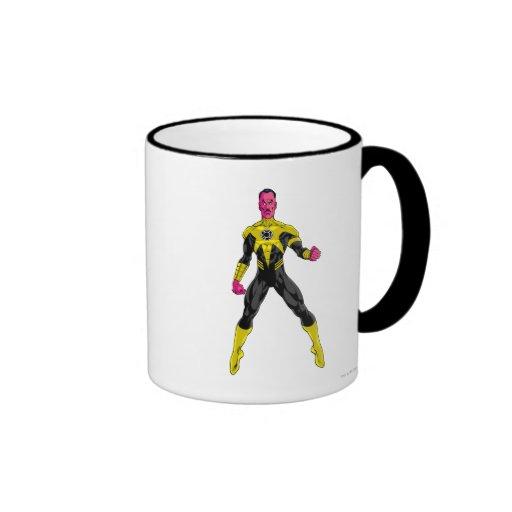 Thaal Sinestro 4 Mugs