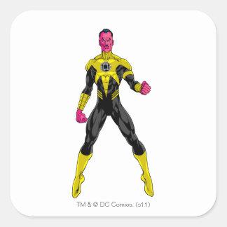 Thaal Sinestro 4 Stickers