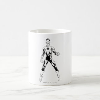 Thaal Sinestro 6 Basic White Mug