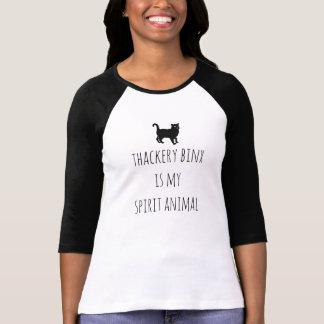 Thackery Binx is my Spirit Animal Woman's Tee