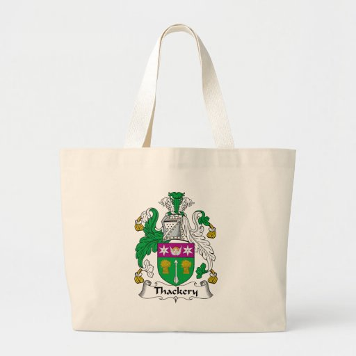 Thackery Family Crest Bags