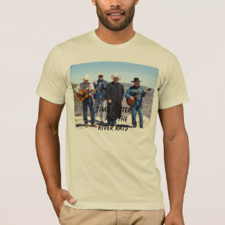 Thad Foster and The River Rats T-Shirt