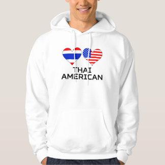 Thai American Hearts Hoodie