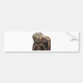 Thai Buddha Bumper Sticker