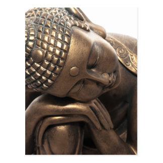 Thai Buddha Postcard