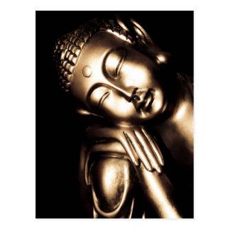 Thai Buddha Wisdom. Postcard