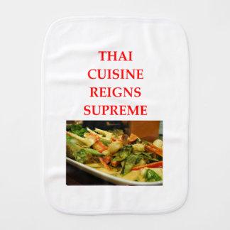 THAI BURP CLOTH