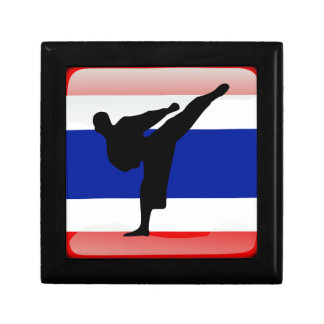 Thai flag gift boxes