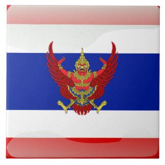 Thai flag tile