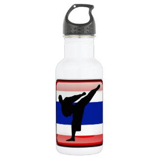 Thai glossy flag 532 ml water bottle