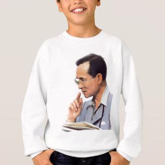Thai King Bhumibol Adulyadej - ภูมิพลอดุลยเดช Sweatshirt