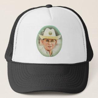 Thai King Bhumibol Adulyadej - ภูมิพลอดุลยเดช Trucker Hat