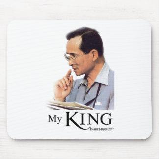 Thai King Bhumibol Adulyadej Mouse Pad