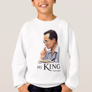 Thai King Bhumibol Adulyadej the Great Sweatshirt