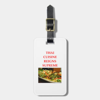 THAI LUGGAGE TAG