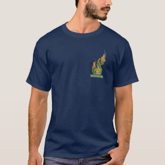 Thai Naga Temple Guardian T-Shirt