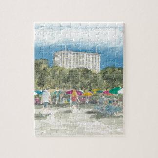 Thai Park Berlin Jigsaw Puzzle