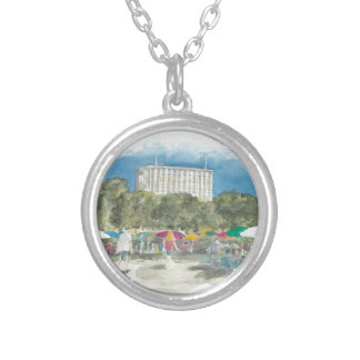Thai Park Berlin Silver Plated Necklace