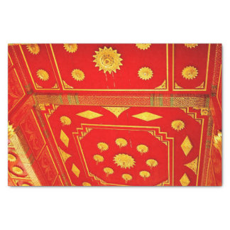 Thai Pavillion Ceiling Tissue Paper