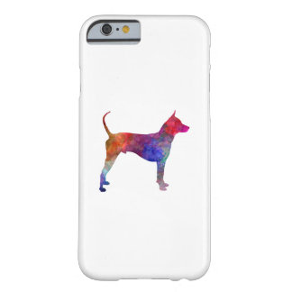 Thai Ridgeback Dog in watercolor Barely There iPhone 6 Case