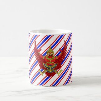 Thai stripes flag coffee mug