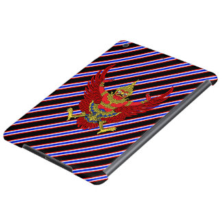 Thai stripes flag iPad air covers