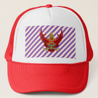 Thai stripes flag trucker hat