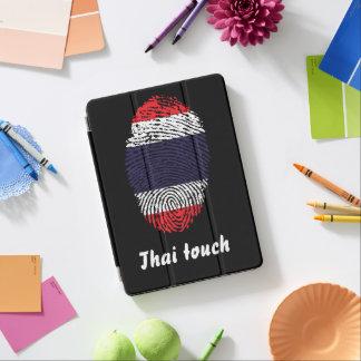 Thai touch fingerprint flag iPad air cover