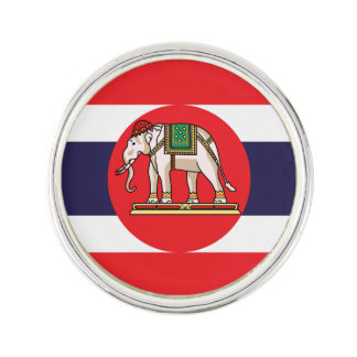 Thai variant flag lapel pin