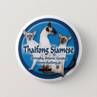 Thaifong Cage Sign 2 Inch Round Button