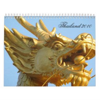 Thailand 2010 Calendar