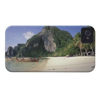 Thailand, Andaman Sea, Ko Phi Phi Island, Beach iPhone 4 Case-Mate Cases