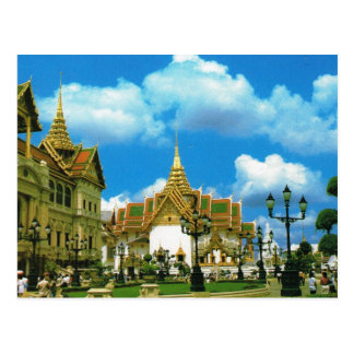 Thailand, Bangkok Grand Palace Postcard