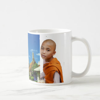 Thailand, Bangkok, Great Pagoda Coffee Mug