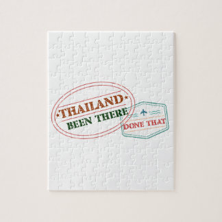 Thailand Been There Done That Jigsaw Puzzle