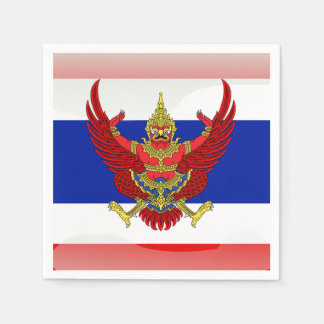 Thailand Coat arms Disposable Napkin