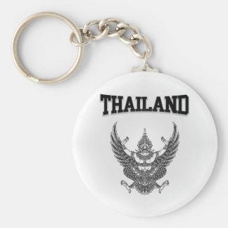 Thailand Emblem Keychain