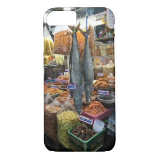 Thailand fish market iPhone case