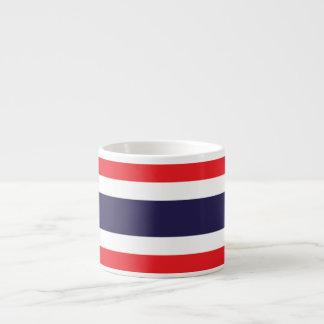 Thailand Flag Espresso Cup