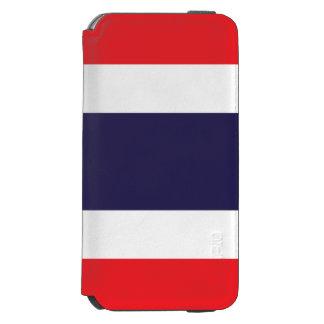 Thailand Flag Incipio Watson™ iPhone 6 Wallet Case