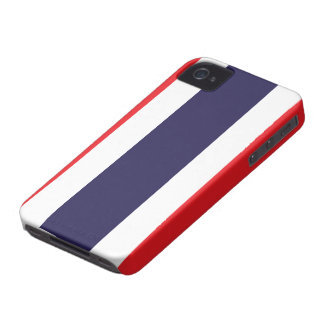 Thailand Flag iPhone 4 Covers